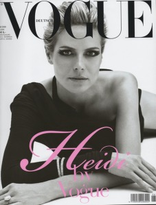 Heidi by Vogue - German Issue June 2009