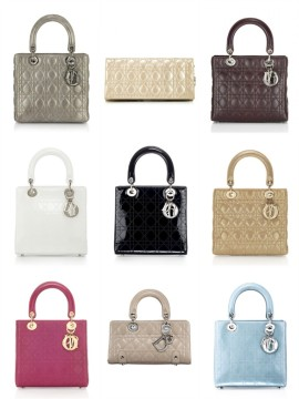 Lady Dior variations