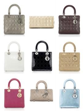 Lady Dior variations