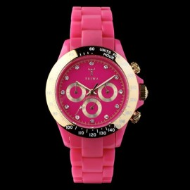 the Pretty Pink Chrono