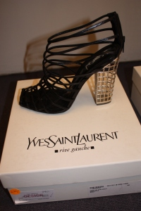fabulous shoes II - Yves Saint Laurent