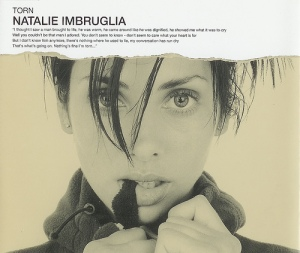 Natalie Imbruglia - Torn (Single Cover)