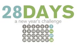 28 Days Sugar Detox