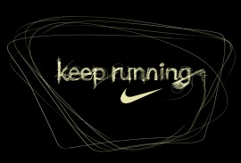 Nike Motivation - Keep Running