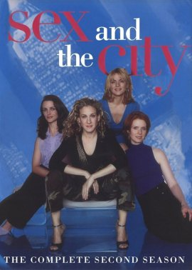 Sex and the City - Complete Season 2