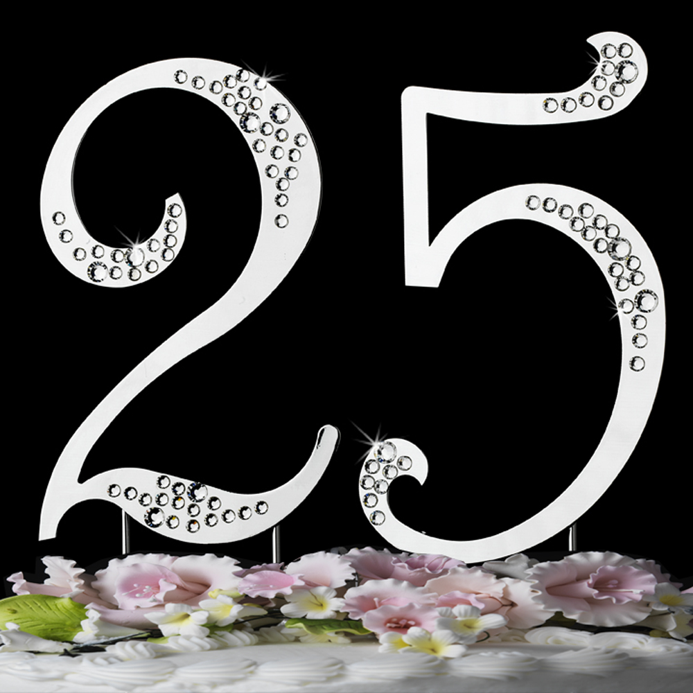 25th birthday silver anniversary
