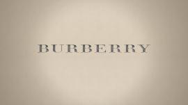 Burberry Logo Script