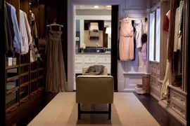 Carrie Bradshaw Apartment Sex and the City Movie 2 Dressing Room