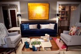 Carrie Bradshaw's Apartment Sex and the City Movie 2 Living Area