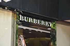 Croatia Zagreb Burberry Store Picture 1