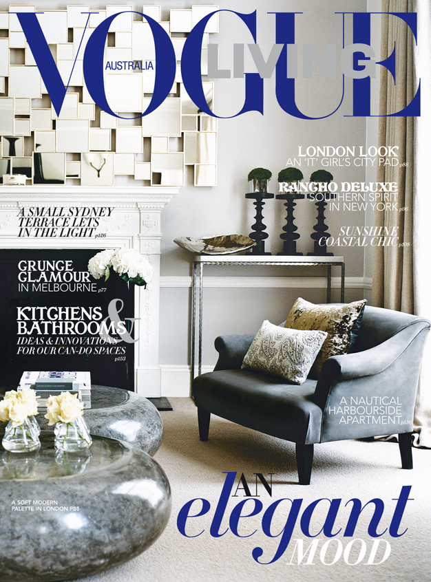vogue living australia - Vogue Decor Magazine