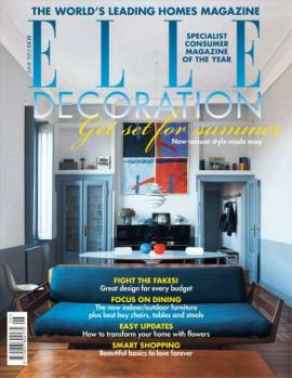 ELLE Decoration UK June 2012
