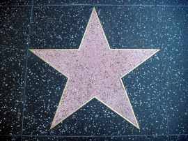 Hollywood Star - Walk of Fame