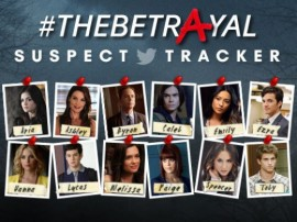 Pretty Little Liars: the BetrAyal Suspect Tracker