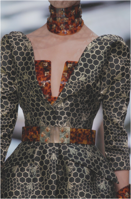 Alexander McQueen Spring/Summer 2013 Detail