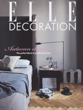 Elle Decoration UK October 2012