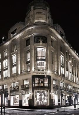 Burberry Regent Street London